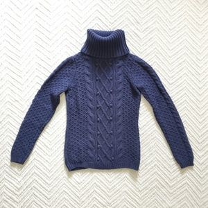 Banana Republic Heritage Turtleneck Sweater